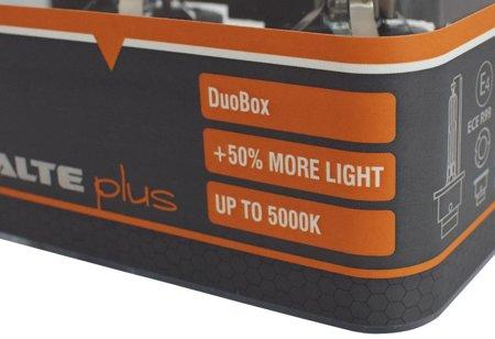 Hoalte Xenon D2S Plus +50% 5000K duobox