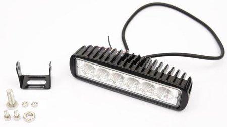 Lampa robocza 6 LED 18W 8-32V